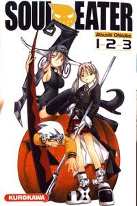 Atsushi Ohkubo - Soul Eater Tomes 1-2-3 : .