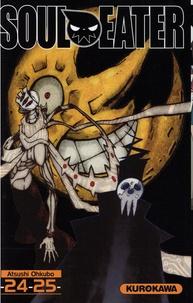 Bon téléchargement d'ebooks Soul Eater Tomes 24-25 (French Edition) 9782368527566 par Atsushi Ohkubo