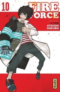 Téléchargez le livre sur ipod nano Fire Force Tome 10 PDF iBook CHM 9782505074243 par Atsushi Okubo