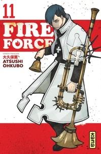 Livres téléchargeables gratuitement pour les lecteurs mp3 Fire Force Tome 11 par Atsushi Okubo