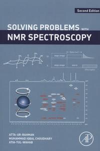 Solving Problems with NMR Spectroscopy -  Atta-ur-Rahman | Showmesound.org