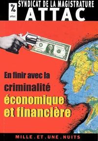 ATTAC France et  Syndicat de la magistrature - .