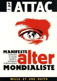 Rhonealpesinfo.fr Manifeste altermondialiste - Construire un monde solidaire, écologique et démocratique Image