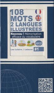 Attica - 108 mots illustrés français/anglais.