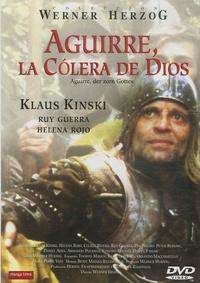 Werner Herzog - Aguirre colera de dios - Dvd.