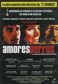 Alejandro Gonzalez Iñarritu - Amores perros - DVD vidéo.