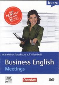 Cornelsen - Business English Meetings. 1 DVD