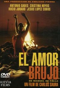 Carlos Saura - El amor brujo de Manuel de Falla.