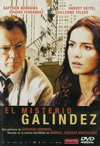 Gerardo Herrero - El Misterio Galindez - DVD Vidéo.