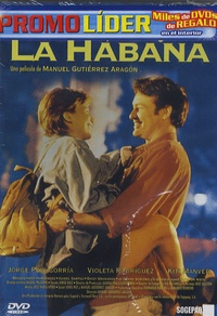 Manuel Gutierrez Aragon - La Habana - DVD Video.