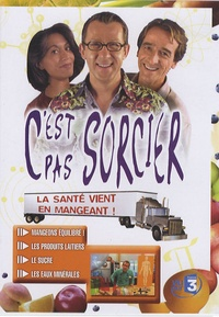 France 3 - La santé vient en mangeant ! - DVD vidéo.