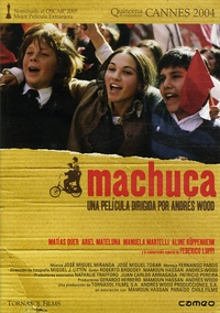 Andrés Wood - Machuca - DVD Vidéo.