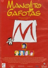 Miguel Albaladejo - Manolito Gafotas - DVD vidéo.