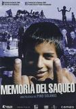 Pino Solanas - Memoria del saqueo - DVD Video.