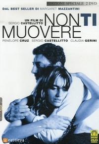 Sergio Castellitto - Non ti muovere - 2 DVD vidéo.