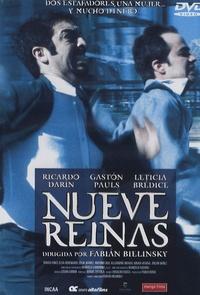 Fabian Bielinsky - Nueve Reinas - DVD Video.