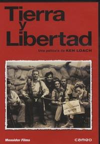 Ken Loach - Tierra y Libertad - DVD vidéo.