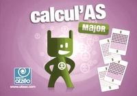 Atzeo - Pack Calcul'AS - 3 jeux : Minor ; Trezor ; Major.