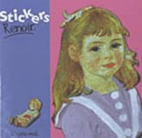 Au clair de ma plume - Stickers Renoir, lot de 10.