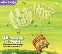 Méli-Mômes - 40 chansons et comptines - Volume 2. 2 CD audio