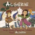 Nassima - Algérie - Rondes, comptines et berceuses. 1 CD audio