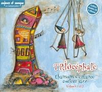 Triocephale - Chansons d'enfance couleur jazz. 2 CD audio
