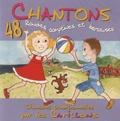 Les Carillons - Chantons 48 rondes, comptines et berceuses. 1 CD audio