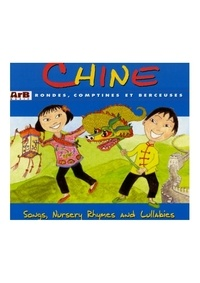 Shaobing - Chine - Rondes, comptines et berceuses. 1 CD audio
