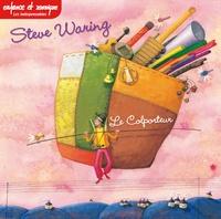 Steve Waring - Colporteur. 1 CD audio