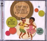 Magguy Faraux - Comptines, biguines & chocolat. 2 CD audio