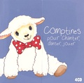 ARB Music - Comptines pour chanter, danser, jouer - Mouton. 4 CD audio
