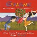 José Rodriguez - Espagne - Rondes, comptines et berceuses. 1 CD audio