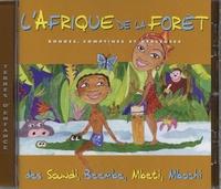 Jean-Emile Biayenda - L'Afrique de la forêt - Rondes, comptines et berceuses. 1 CD audio