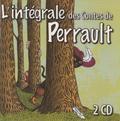 Bernadette Le Saché et Jean-Louis Bauer - L'intégrale des contes de Perrault. 2 CD audio