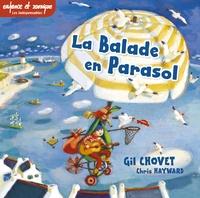 Gil Chovet - La balade en parasol. 1 CD audio
