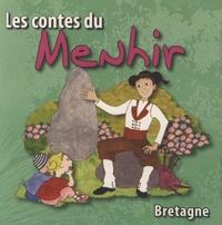 Jean-Jacques Boutin - Les contes du menhir. 1 CD audio