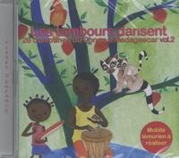 ARB Music - Les tambours dansent - Volume 2, 26 comptines du Congo à Madagascar. 1 CD audio