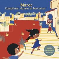 Halima Hamdane et Zakariae Heddouchi - Maroc - Comptines, danses et berceuses.
