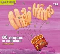 Méli-Mômes - Méli Mômes - 80 chansons et comptines. L'intégrale. 2 CD audio