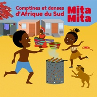 Portia Manyike - Mita Mita - Comptines et danses d'Afrique du sud. 1 CD audio MP3