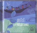 Jean-Emile Biayenda - Olélé la pirogue danse. 1 CD audio