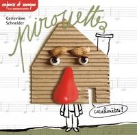 Geneviève Schneider - Pirouettes. 1 CD audio