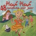 Les Tralalaploufplouf - Plouf Plouf - 48 comptines pour jouer. 1 CD audio