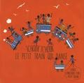 Jean-Emile Biayenda - Tchouk tchouk le petit train qui danse. 1 CD audio