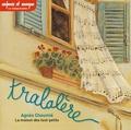 Agnès Chaumié - Tralalère. 1 CD audio
