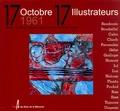 Au nom de la memoire et Benjamin Stora - 17 octobre 1961 - 17 illustrateurs.