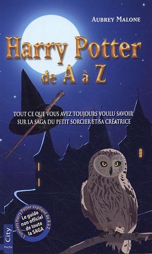 Aubrey Malone - Harry Potter de A à Z.