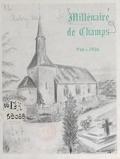 Aubry - Millénaire de Champs - 956-1956.