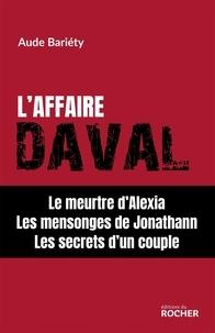 Aude Bariety - L'affaire Daval.