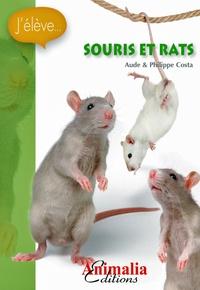 Aude Costa et Philippe Costa - J'élève souris et rats.